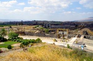 Die Friedensinsel Naharaim im jordanisch-israelischen Grenzbereich